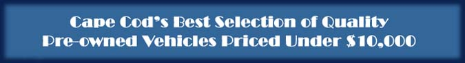 quality used cars cape cod